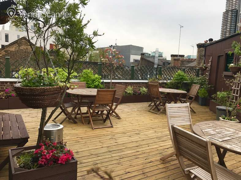 Hire Great Eastern Street The Roof Garden 1