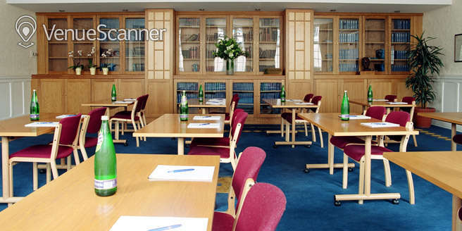 Hire Royal Statistical Society Council Chamber