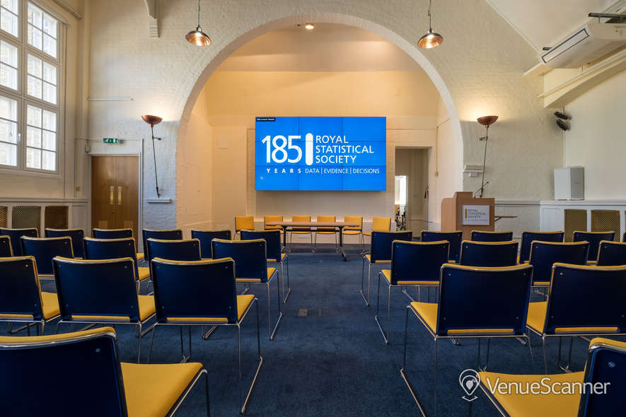 Hire Royal Statistical Society Lecture Theatre 2