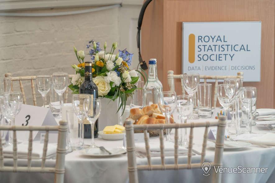 Hire Royal Statistical Society 6