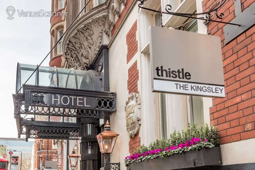 Hire Thistle Holborn, The Kingsley Fitzroy Suite 1