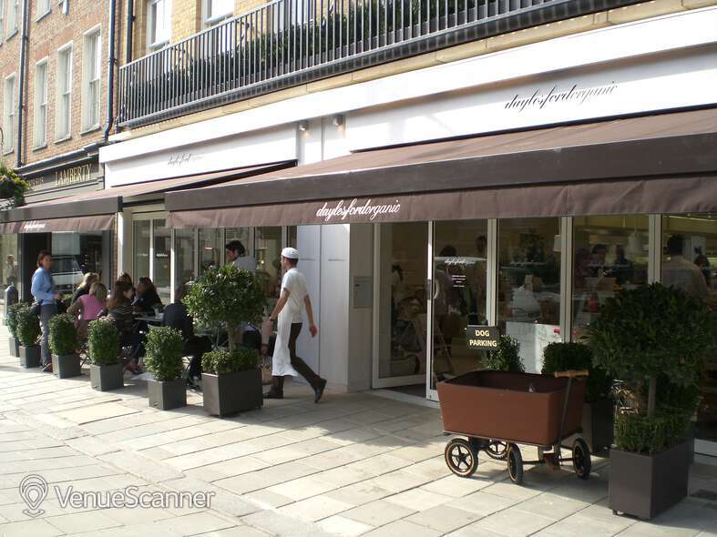 Hire Daylesford Pimlico The Cafe 7