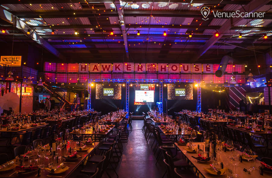 Hire Hawker House Full Venue Exclusive 5