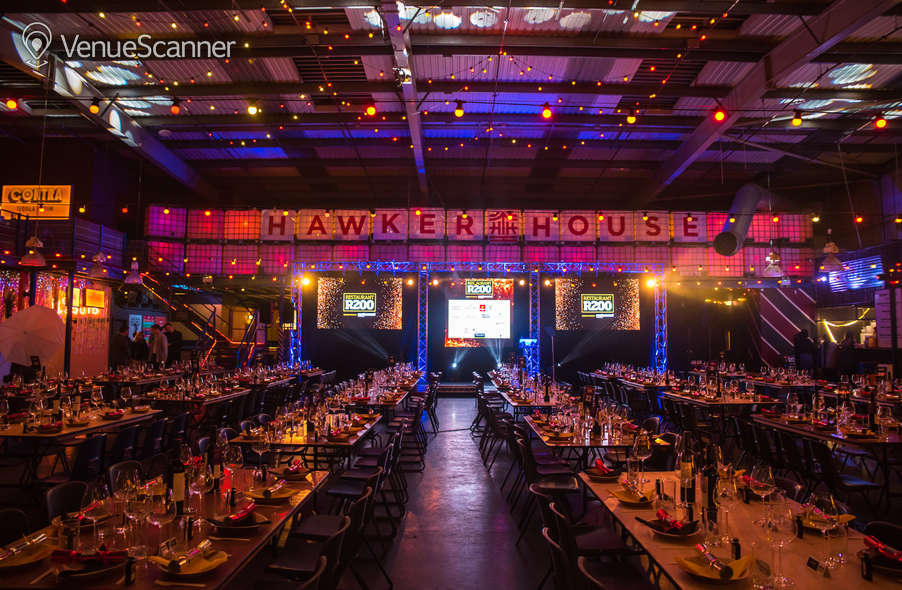 Hire Hawker House Christmas Party Package 8