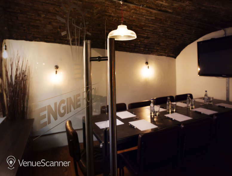 Hire Racks Bar & Kitchen The Engine Room 2