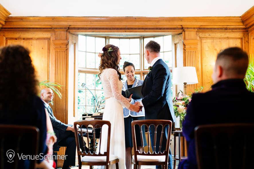 Hire Burgh House & Hampstead Museum Wedding Hire 8