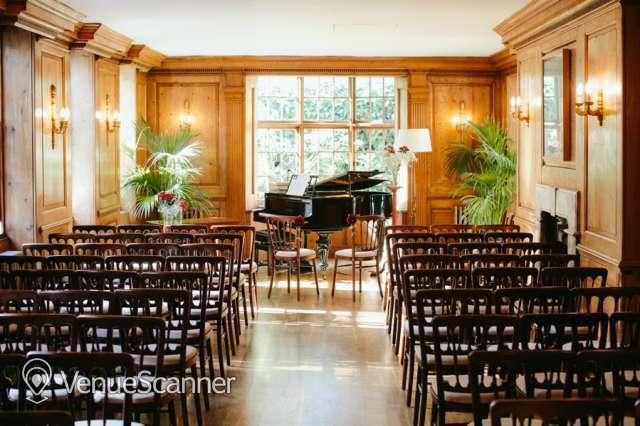Hire Burgh House & Hampstead Museum Wedding Hire 4