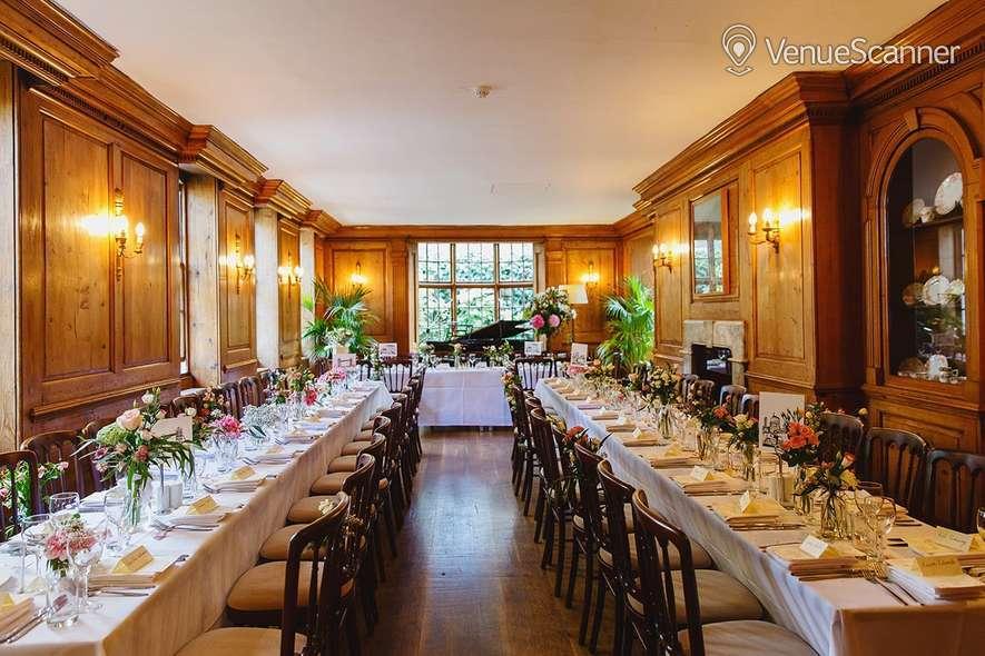 Hire Burgh House & Hampstead Museum Wedding Hire 3