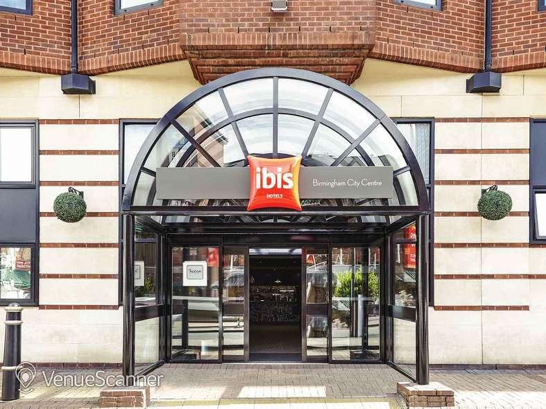 Hire Ibis Birmingham Centre Ladywell 1