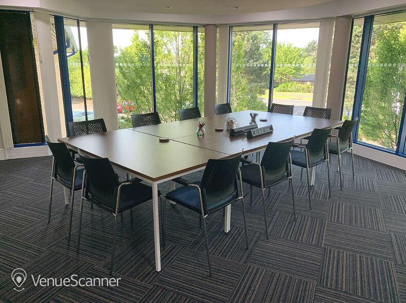 Hire MSO Workspace | Birmingham Airport Jupiter Suite