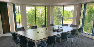 MSO Workspace | Birmingham Airport, Jupiter Suite