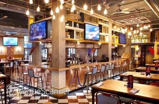 Hire Sports Bar & Grill Waterloo Semi-private Bar Area    4