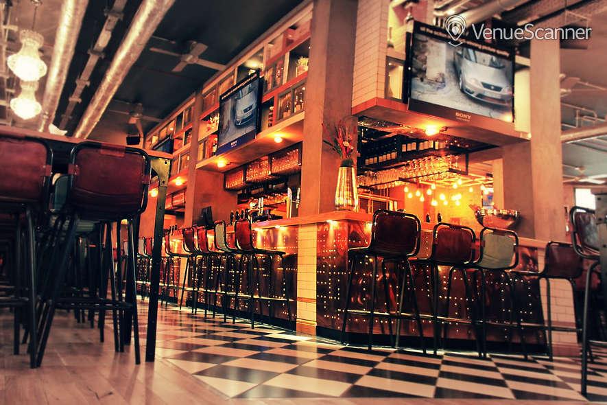 Hire Sports Bar & Grill Waterloo Semi-private Bar Area    8