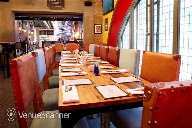 Hire Sports Bar & Grill Waterloo Semi-private Bar Area    5