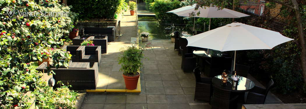 Hire Holiday Inn London - Kensington High Street Garden