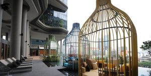 Hire PARKROYAL Pickering Outdoor Terrace