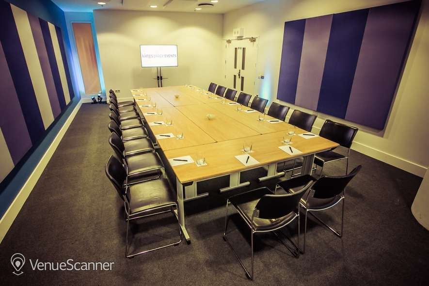 Hire Kings Place Events Wenlock Room