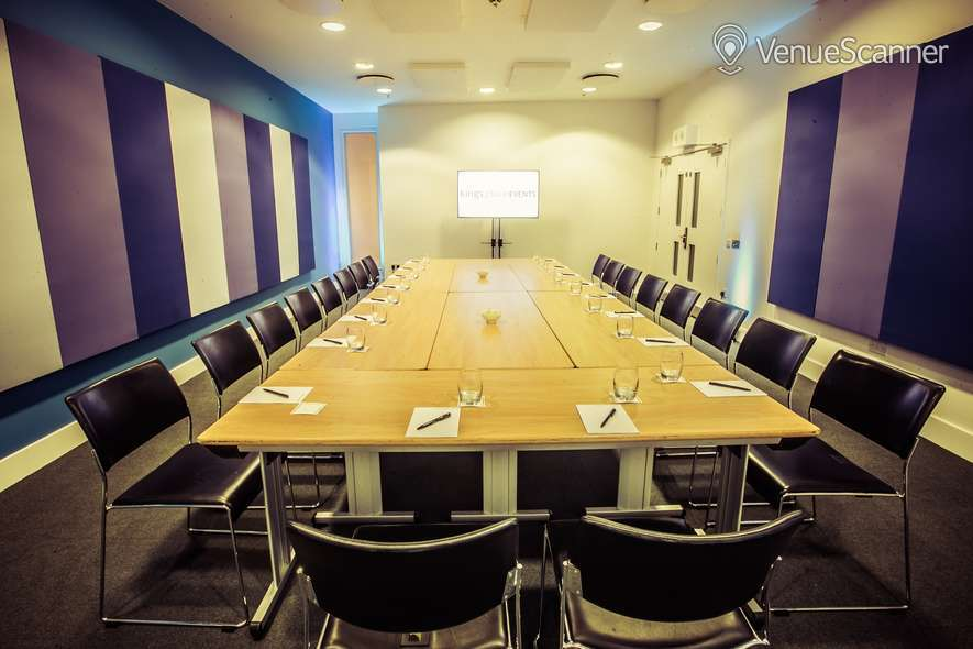 Hire Kings Place Events Wenlock Room 1