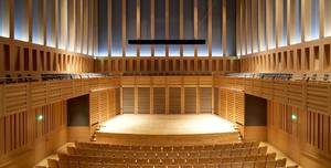 Kings Place Events, Hall One
