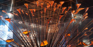 Museum Of London, London 2012 Olympic Cauldron