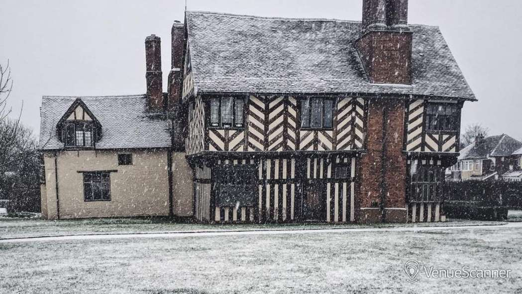 Hire Blakesley Hall Great Hall