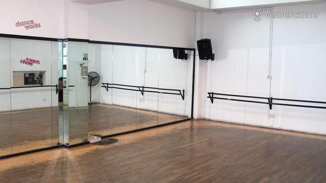 Hire Danceworks Studio 1 2
