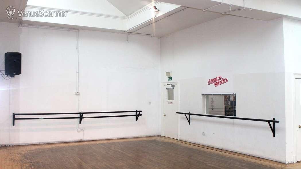 Hire Danceworks Studio 1 1