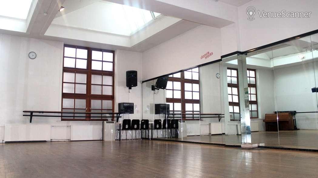 Hire Danceworks Studio 1