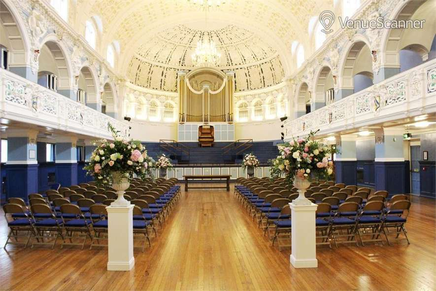 Hire Oxford Town Hall Main Hall 16
