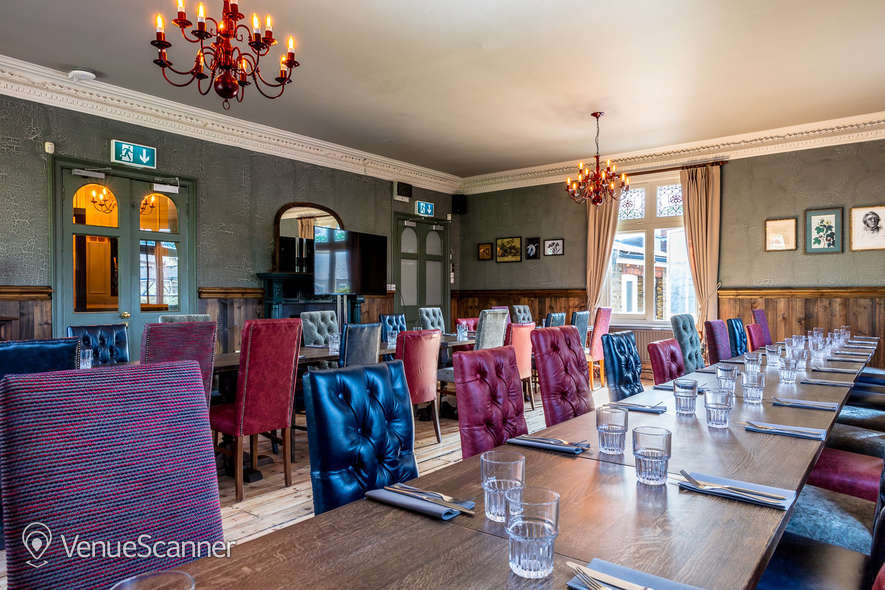 Hire County Arms The Belvedere 1