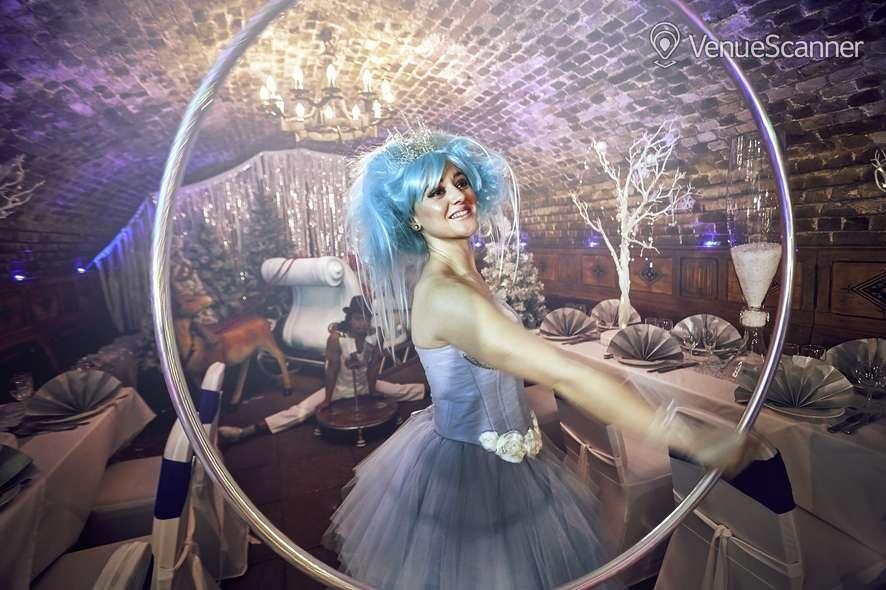 Hire The Ivory Vaults Xmas Party, Nightfall Banquet 5