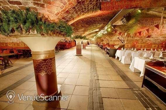 Hire The Ivory Vaults Xmas Party, Nightfall Banquet 1