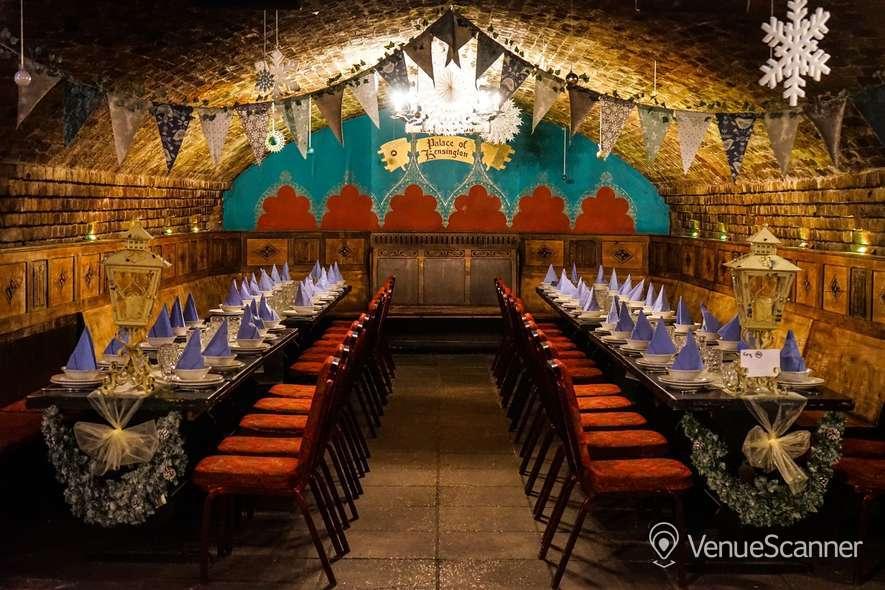 Hire The Ivory Vaults Xmas Party, Nightfall Banquet 10