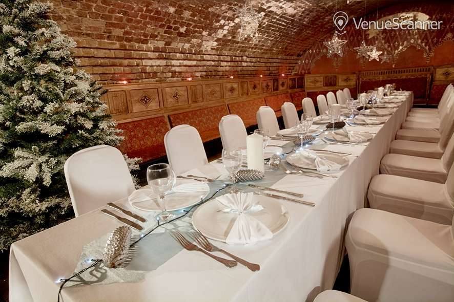 Hire The Ivory Vaults Xmas Lunch, Midday Feast