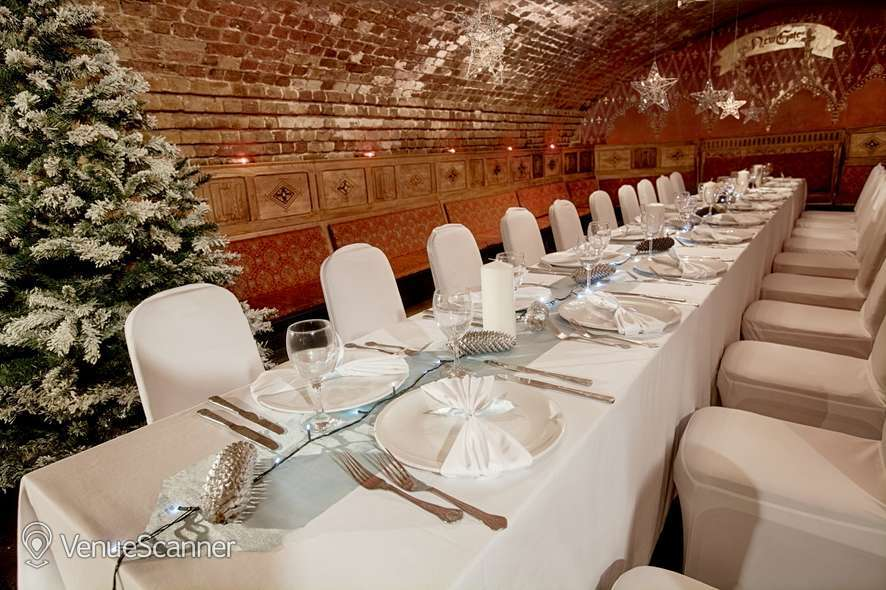 Hire The Ivory Vaults Xmas Party, Nightfall Banquet