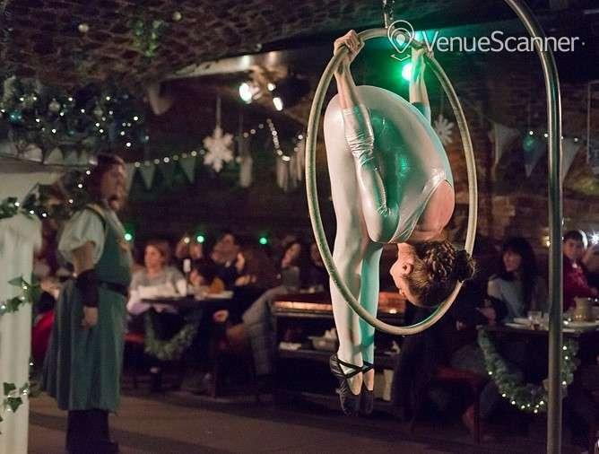 Hire The Ivory Vaults Xmas Party, Nightfall Banquet 11