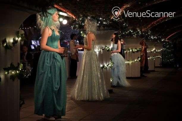 Hire The Ivory Vaults Xmas Party, Nightfall Banquet 8