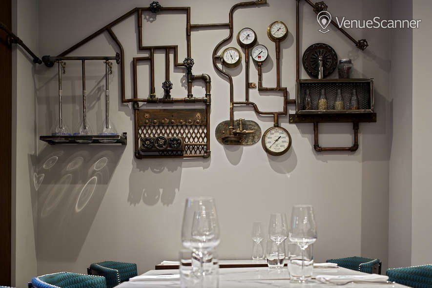 Hire Flora Indica Restaurant 5