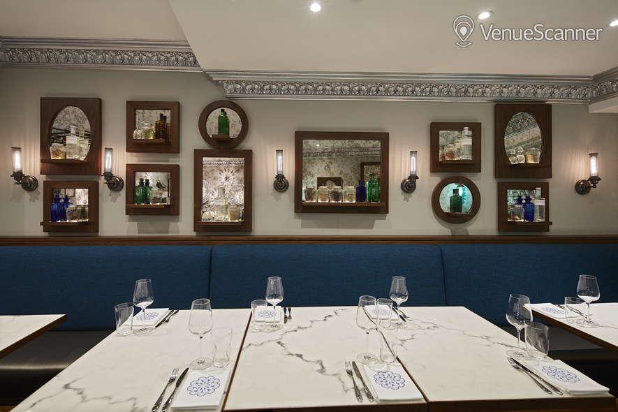 Hire Flora Indica Restaurant 6