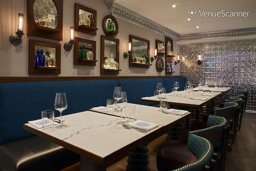 Hire Flora Indica Restaurant 1