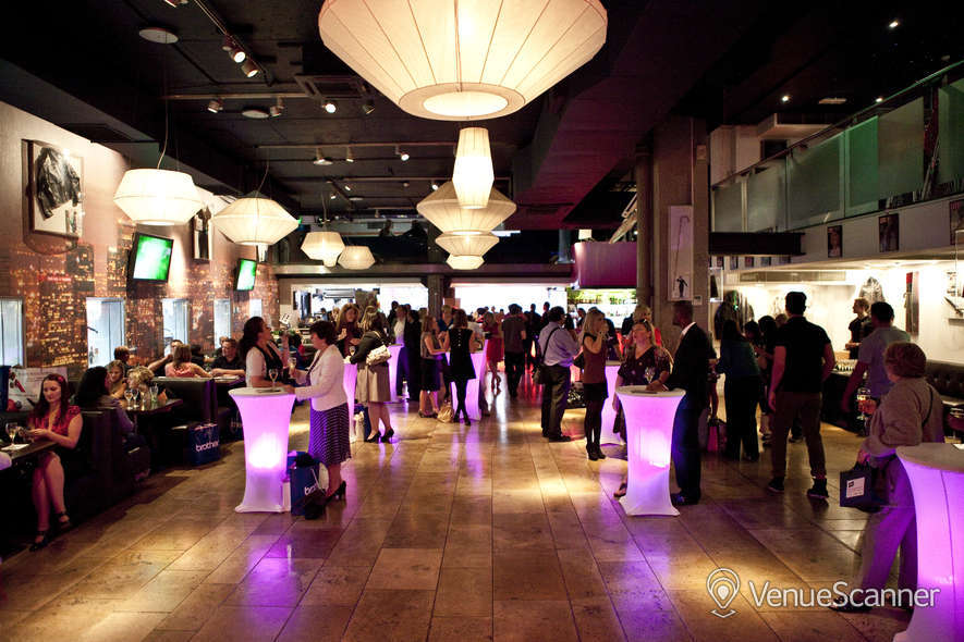 Hire Planet Hollywood Full Venue / Hollywood Hills 2