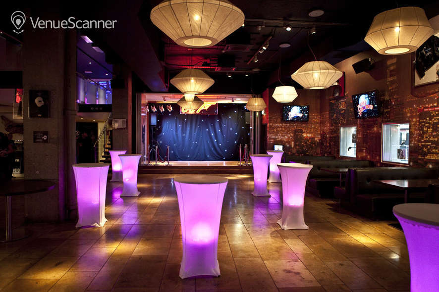 Hire Planet Hollywood Full Venue / Hollywood Hills 3