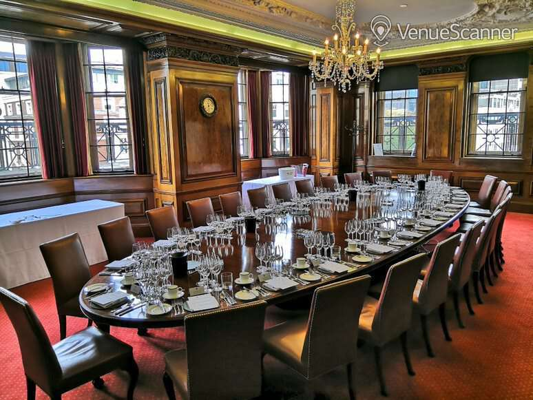 Hire Vintners' Hall  Board Room