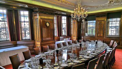 Vintners' Hall , Board Room