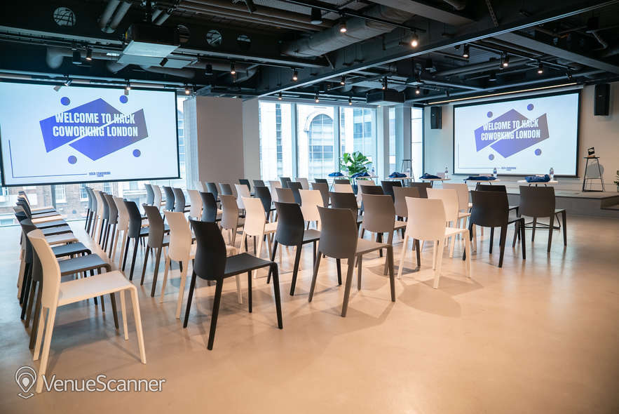 Hire HubHub Full Event Space - London 1