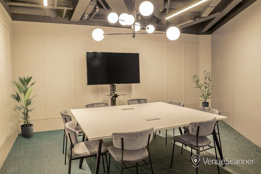 Hire HubHub Full Event Space - London 8
