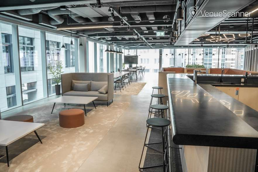 Hire HubHub Full Event Space - London 7