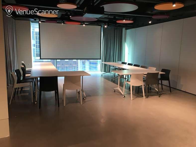 Hire HubHub Half Space - Meetings 2