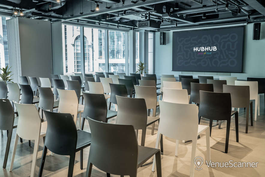 Hire HubHub Full Event Space - London 2