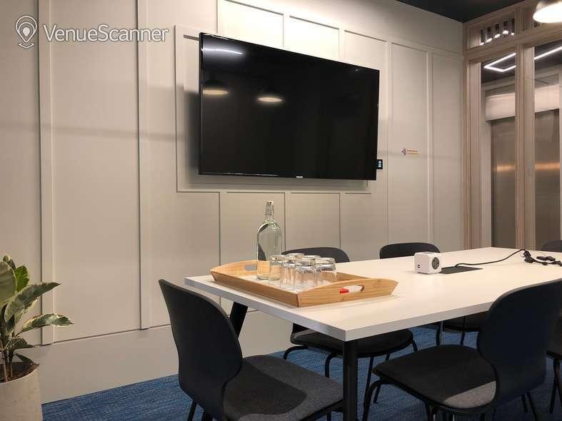 Hire HubHub Meeting Room - Tim Berners-Lee